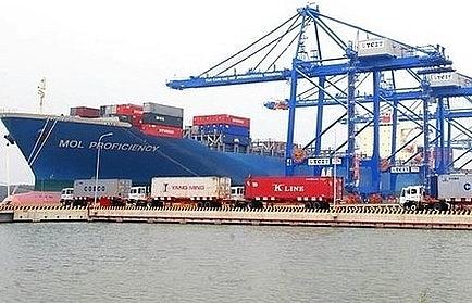 vung tau to invest in logistics port