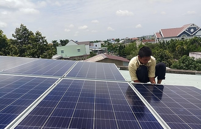 vietnam to have 2000mw of rooftop solar power capacity in 2020