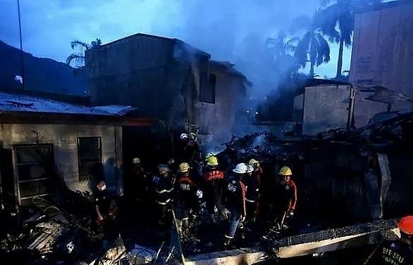 9 killed in philippine air ambulance crash