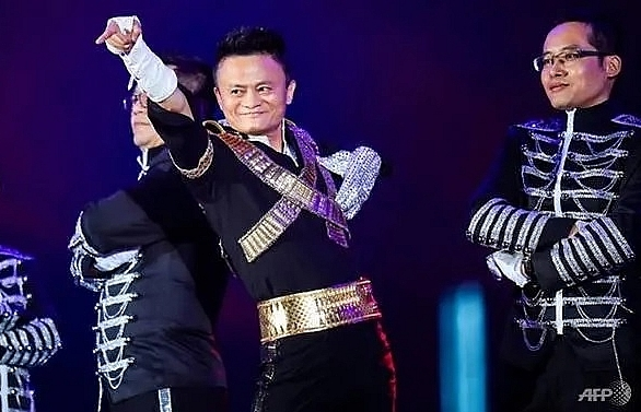 smooth succession jack ma eases out of a thriving alibaba