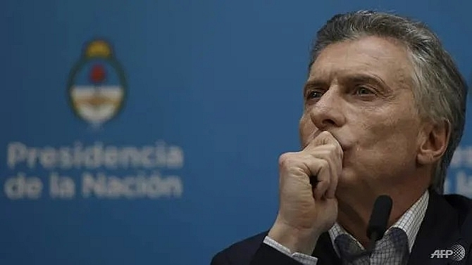 renewed crisis in argentina puts imf under fire