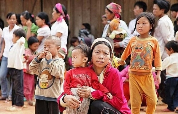 wb unicef call for efforts to address child undernutrition in vietnam
