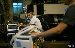 at least 10 dead in rio hospital blaze
