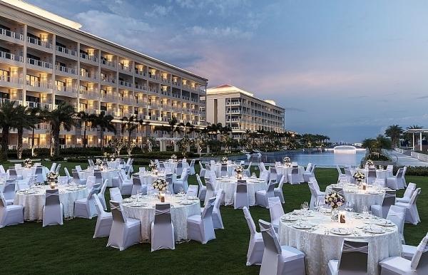 unforgettable meeting experience at sheraton grand danang resort