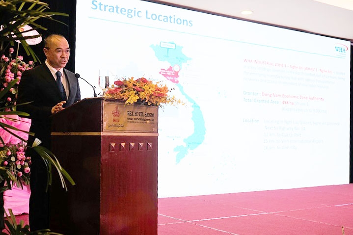 nghe an becomes ideal integrated investment hub