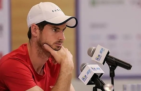 andy murray says naive to think he will return to top