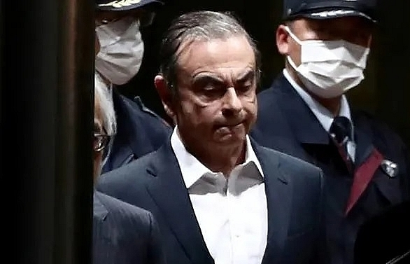 us sec charges nissan ex ceo ghosn with hiding us 140m from investors
