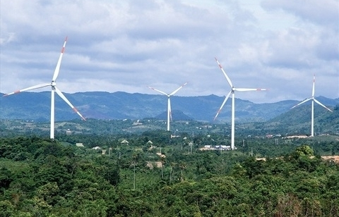 central province approves three wind power projects