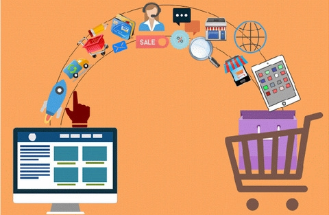 e commerce market booms but hard to control