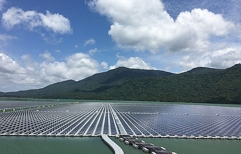 hydro floating solar farms new opportunity for vns renewable energy