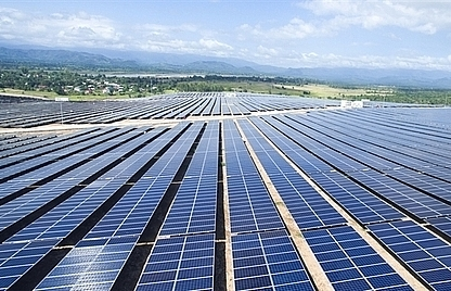 vn solar energy sector a magnet for foreign companies funds