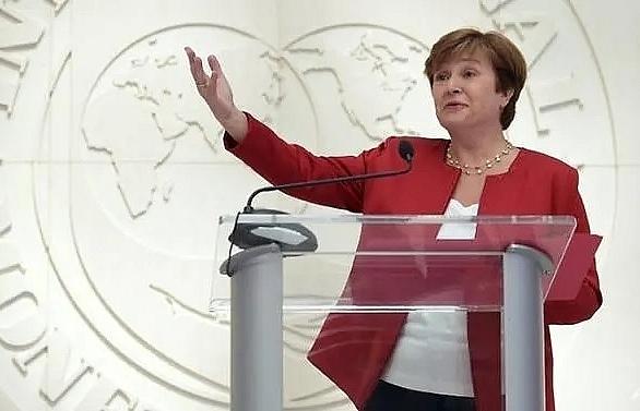 kristalina georgieva named imf managing director
