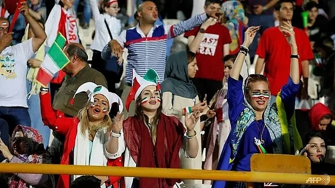 fifa considering delegation to ensure iran allows women fans into match