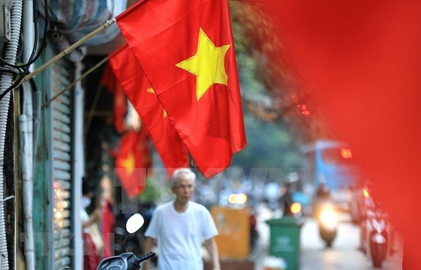 hanoi celebrates 75th anniversary of national day