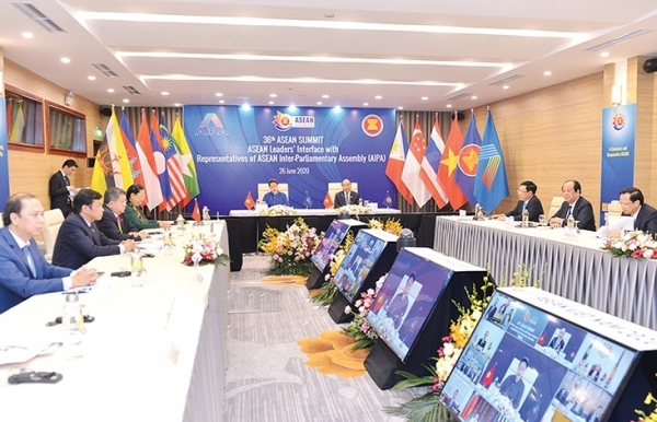 virtual aipa to cement regional ties