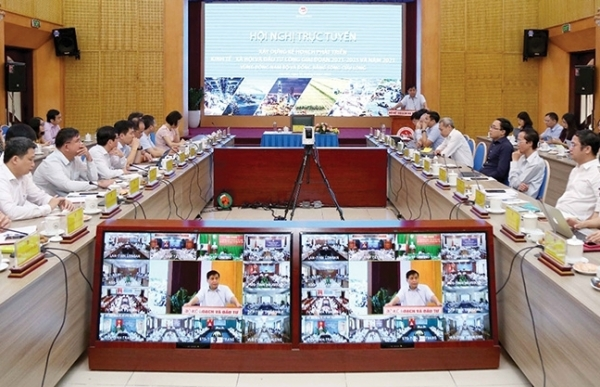 inspiring localities to faster socioeconomic development