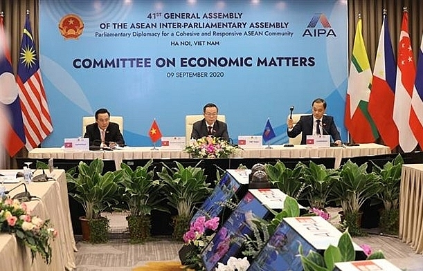 role of aipa parliaments in post pandemic economic recovery discussed