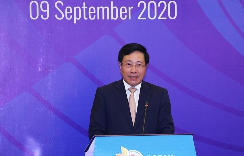 speech by deputy pm foreign minister pham binh minh at amm 53 opening session
