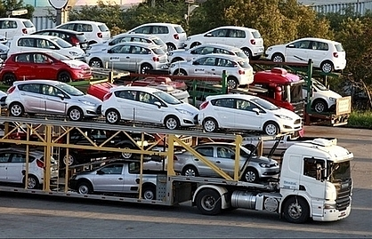 vietnam imported 53000 cbu cars in 8 months