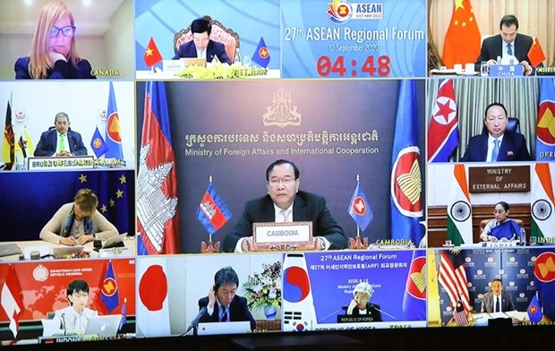 amm 53 cambodia reiterates stance on east sea issue