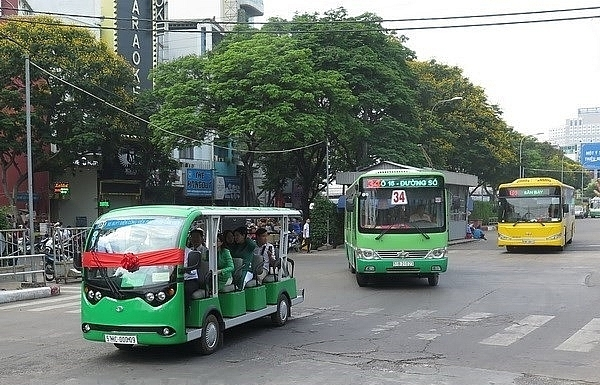 hcm city to improve bus services increase ridership