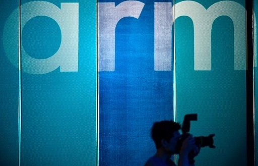 softbank group selling arm to nvidia for up to 40 billion
