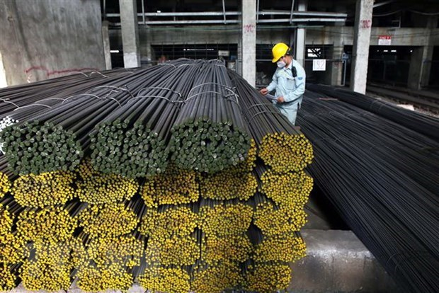 construction steel sales projected to recover in year end months