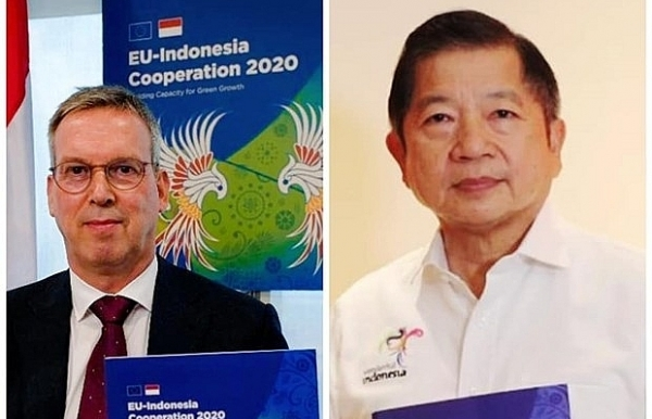 eu indonesia commit to green economic development