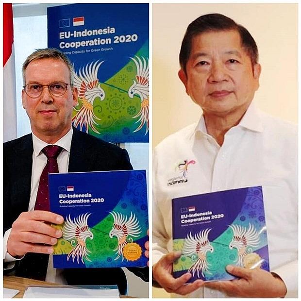 eu indonesia commit to green economic development