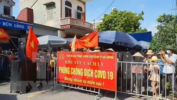 vietnam records no new covid 19 cases on september 18 morning