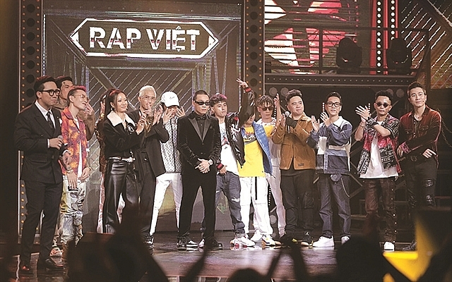 rock and rap alive and well in vietnam