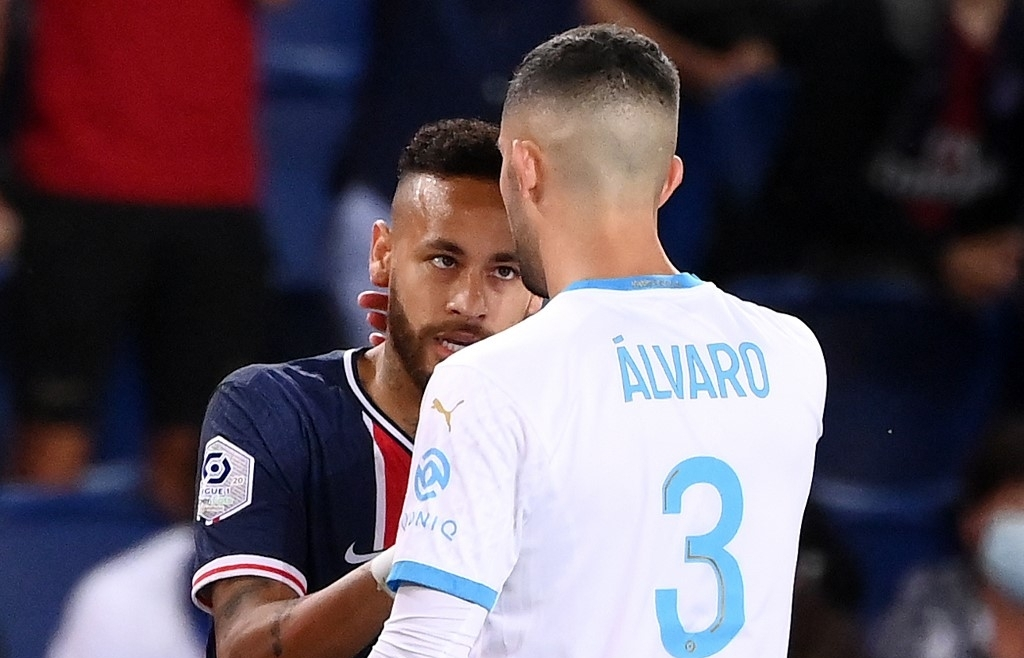 psg submit neymar alvaro video to league reports