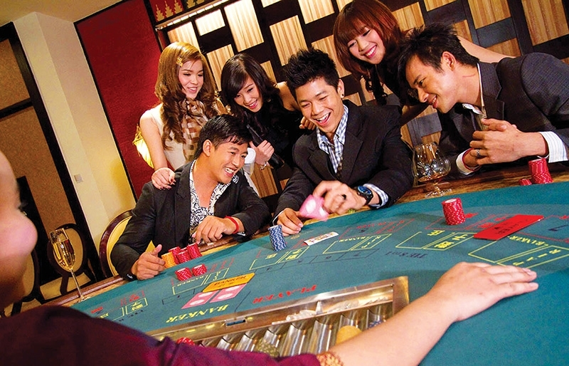 Betting the pot on improved casino investment conditions