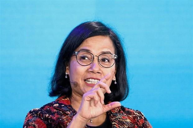 indonesias budget deficit hits almost 34 billion usd