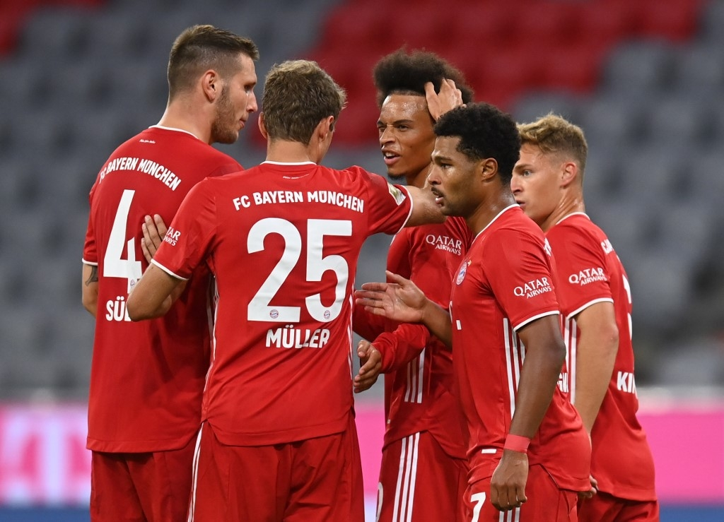 fans warned as bayern head to virus risk zone for super cup