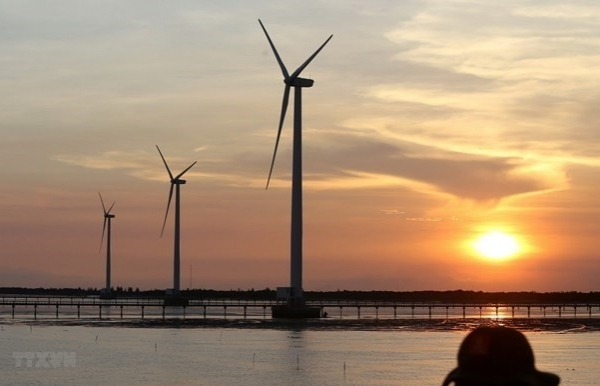 roadmap recommended for offshore wind power development