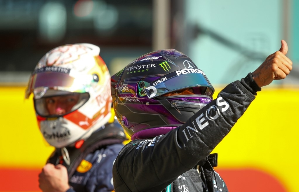hamilton eyes schumacher record despite sochi virus worries