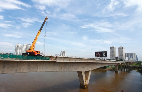 east ho chi minh city development ramps up