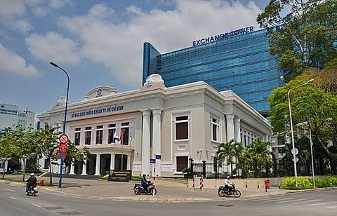 vn index falls as capital flees from large caps