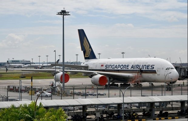 Singapore welcomes first flight under quarantine-free scheme