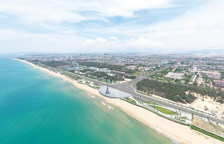Lifting Phu Yen development thanks to sound planning