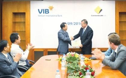 vib welcomes cba onboard to prosper