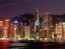 hong kong stocks fall 040 percent