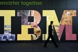 ibm net profit up 12 percent revenue also higher