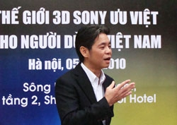 sony is wired for further growth
