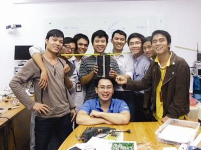 vietnamese enterprise successfully manufactures picosatellite
