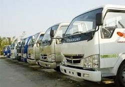 draft on import tax reduction for trucks may harm domestic production