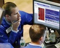 us stocks close mixed end third week of gains