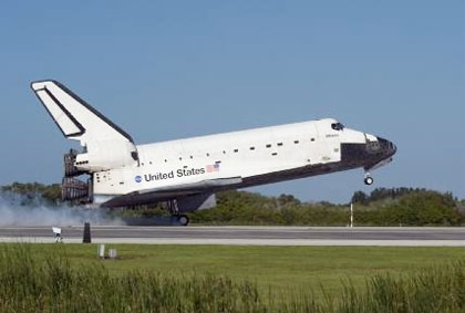 shuttle discovery launch delayed to wednesday nasa