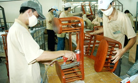 vietnams wood furniture export turnover to cross 4 billion